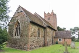 fryerning, st mary the virgin, essex, church