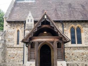 east hanningfield, all saints, essex, church