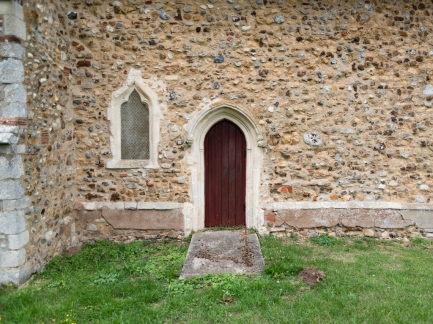 dengie, st james, essex, church